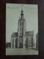 Eglise Notre Dame Onze Lieve Vrouw Kerk - Anno 1927 Met Taks ( Zie Foto´s Voor Details ) !! - Tienen