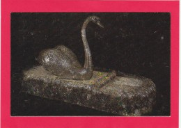 The Silver Swan, By James Cox, The Bowes Museum, Barnard Castle,Co.Durham, A9. - Fine Arts