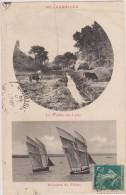 1914,carolles, Vallée De Lude,prés De Avranche,champeaux,baie Du Mont Saint Michel,presqu´ile Du Cotentin,bateaux Pèche