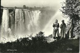 ZAMBIA  Victoria Falls  Cascate Vittoria  Nice Stamp - Zambia