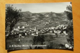 CARTOLINA Di SAN SEVERINO MARCHE   MACERATA    VIAGGIATA    A8716 - Macerata