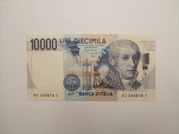 10000 Lire  A. Volta  -  FDS - [ 2] 1946-… : République