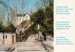 14 - Ste Marie - Outre - L'Eau : Grotte Et Chapelle, Pelerinage Sur Les Bords De La Drome - Frankreich