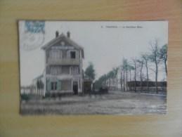 Cp  Trappes  Le Pavillon Bleu - Trappes