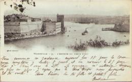 MARSEILLE - L'Entrée Du Vieux Port - Vieux Port, Saint Victor, Le Panier