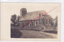 Liancourt Kirche   Carte Photo Allemande  Feldpost - Francia