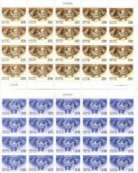 2004.  Europa 2004, 2 Sheetlets, Mint/** - 2004