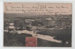 MEURTHE ET MOSELLE.VUE D AUBOUE.CACHET 1906 - Francia