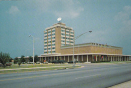CPSM USA-FORT GORDON-neuve-greely Hall And Signal Tower-grand Format - Etats-Unis