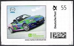 MARKE INDIVIDUELL Auto Mazda MX-5 SOS-Kinderdorf Mit URL ** - Privados & Locales