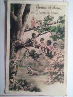Guerre De 1914, Graine De Choux Et Graine De Roses, Soldat De Cahors - Guerre 1914-18