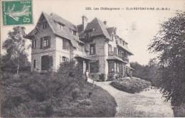 78 CLAIREFONTAINE Vallée De Chevreuse  Belle VILLA Les CHATAIGNIERS - Unclassified
