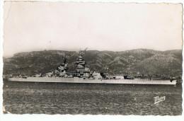 Le Croiseur  Richelieu   1955 - Krieg