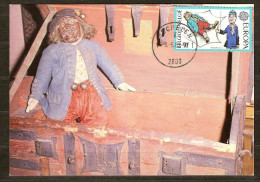 Belgie Belgique 1981 Carte Maximum Maximumkaart Nr. 2006  Cote 6,00 Euro - 1981-1990