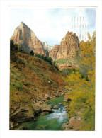 Etats Unis: Zion National Park, Timbre (14-3599) - Zion