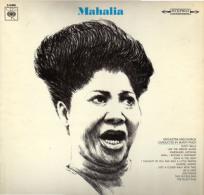 * LP *  MAHALIA JACKSON - MAHALIA SINGS (Germany 1966) - Gospel En Religie