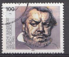 Bund 1993  Mi.nr.:1689  Gestempelt / Oblitérés / Used - [7] République Fédérale