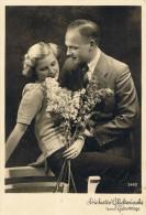 DIE BESTEN GLÜCKNOÜNSCHE. - 1912 - (Allemagne) - Couples