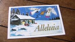CARTE DE VOEUX VUILLEMIN Echo Des Savanes Albin Michel 1992 - Cartes Postales