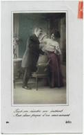 """"""" Peut-On Résister Un Instant, Aux Doux Propos D´un Coeur Aimant  """"  - 1909 - - Couples"""