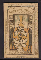 CPA Femme Art Nouveau Philipp & Kramer Hoffmann Kainradl Serie IV/10 1898 - Autres Illustrateurs