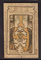 CPA Femme Art Nouveau Philipp & Kramer Hoffmann Kainradl Serie IV/10 1898 - Illustratori & Fotografie