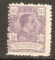 GUINEA 1922 EDIFIL 161** - Spanish Guinea
