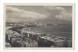10566 -   Napoli Panorama E Vesuvio Da Posillipo - Napoli (Naples)
