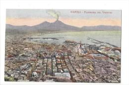 10567 -   Napoli Panorama Col Vesuvio - Napoli (Naples)