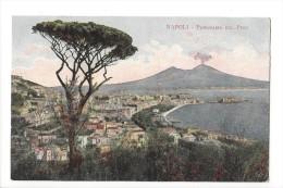 10568 -   Napoli Panorama Col Vesuvio - Napoli (Naples)