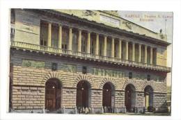 10569 -   Napoli Teatro S.Carlo Esterno - Napoli (Naples)