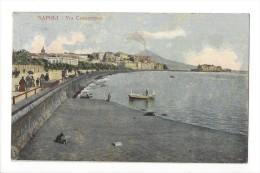 10570 -   Napoli Via Caracciolo - Napoli (Naples)