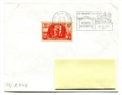 Flamme Temporaire Poste Aux Armées - 10e Régiment Du Génie (avec Timbre Concordant) - R 1442 - Postmark Collection (Covers)