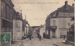 St-Yriex.    Boulevard De L´Hôtel De Ville. - Saint Yrieix La Perche