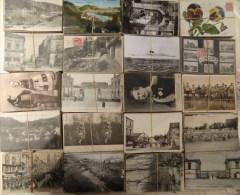 Lot 2000 cartes postales anciennes  (voir descriptif)