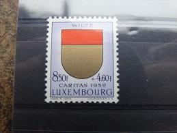 Luxembourg Y Et T N° 575 Neuf** - Ungebraucht