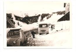 Voiture- 2cv Estafeffe- Photo Format 12.5x 9.-(A.3589) - Cars