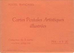 S�rie PARIS couleur sanguine avec R�publique Fran�aise NEUVE TTB avec pochette N� STORCH : COMF2S2