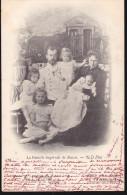 CPA - (Russie) La Famille Impériale De Russie - Peterhof Le 16 Aout 1901 Par Levitsky Photographe De Majestes - Rusland