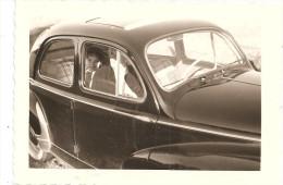 Voiture Ancienne- Photo Format 12.9x 9-(A.3593) - Automobile