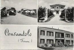 CONSANDOLO ( FERRARA ) - Ferrara