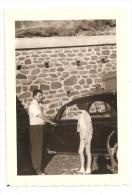 Voiture Ancienne- Photo Format 12.7x 9-(A.3595) - Auto's