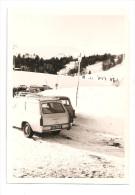 Voiture Peugeot 404- Photo Format 12.6x 8.9-(A.3596) - Automobili