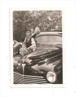 Voiture -Peugeot 203- Photo Format 8.7x 6.1-(A.3600) - Automobile