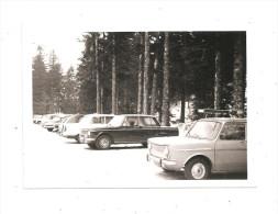 Voiture -Simca 1000 - Peugeot -photo Format 10.8x 7.6-(A.3602) - Cars