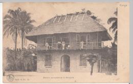CONGO ETAT INDEPENDANT 1907 STANLEYVILLE VERS MONT SAINT-GUIBERT - Congo Belga - Altri