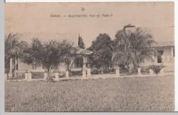 CONGO BELGE COQUILLATVILLE VUE DU POSTE II - Congo Belga - Altri
