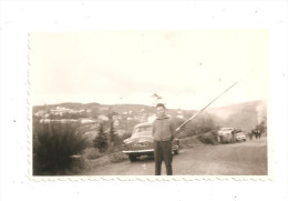 Voiture -Simca Aronde - Photo Format 10.8x 6.8-(A.3606) - Automobiles