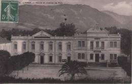 CPA  - Algérie - L'ARBA - Mairie Et Justice De Paix - Algerien