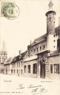 TOURNAI - Ecole Normale - Brunehaut